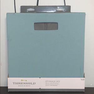 Threshold Quality & Design storage bin